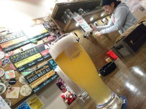 【静岡市】ビール!ビール♪ 晩酌は県内産レモンを使った清沢レモンウイート!<美しく品格のある邑「清沢」>