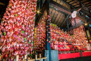 【東伊豆町】 日本一の118段飾り 「稲取温泉雛のつるし祭り」開催中(3月31日まで)