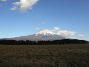 厳冬の富士山を見ませんか?「富士山観望会」!