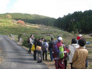 【浜松市】秋の棚田を歩こう!棚田ウォークと正月飾りづくり