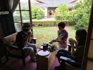 【掛川市】かけがわ粟ヶ岳山麓 縁側カフェ