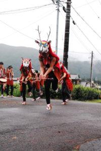 【川根本町】2019年徳山の盆踊り~重要無形民俗文化財指定~