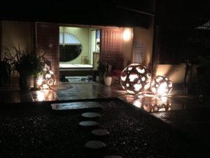 【藤枝市】日本庭園で異文化を楽しむ「観月祭」@玉露の里
