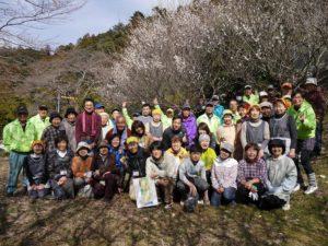 【川根本町】くのわき 花桃の宴 地域住民とお花見しましょう!